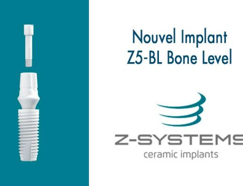 A worldwide Innovation at Z-Systems: The Z5-BL Bone Level Implant