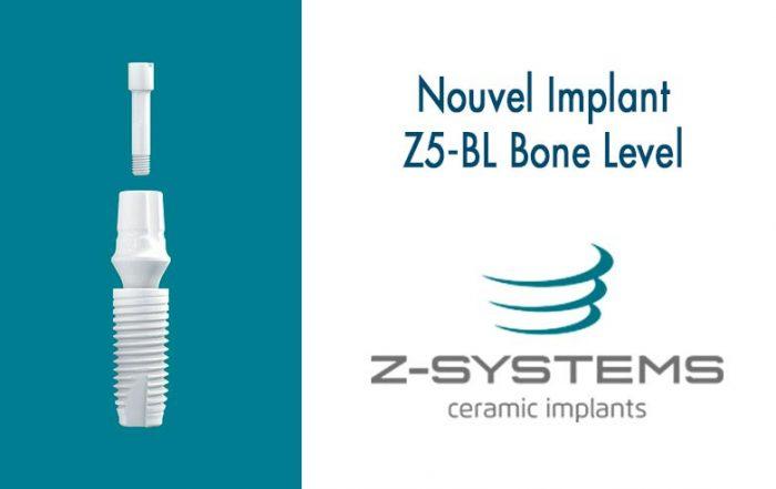 Global Innovation at Z-Systems: The Z5-BL Bone Level Implant