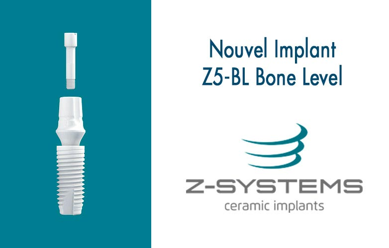 Global Innovation at Z-Systems: The Z5-BL Bone Level Implant