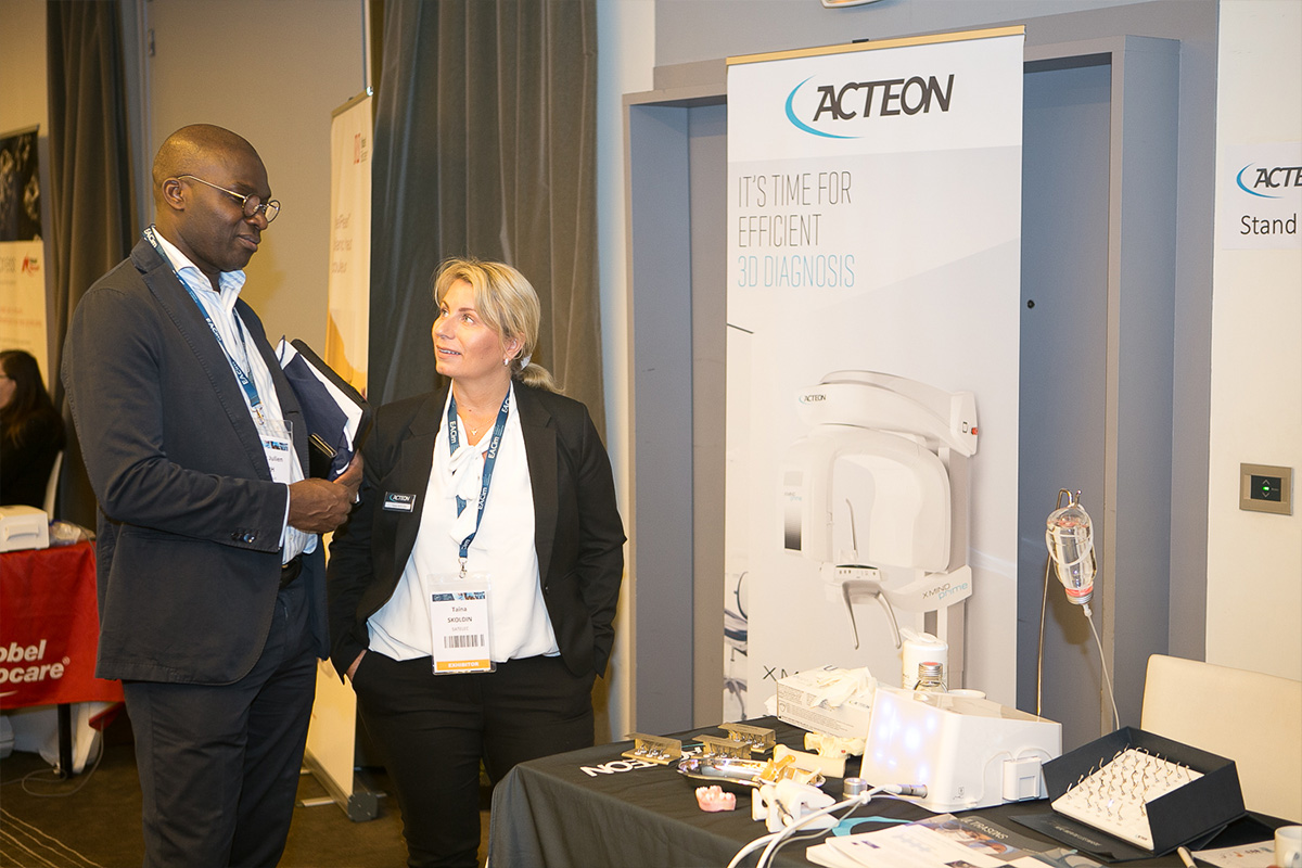 1st EACim Congress in Paris - Large reconstruction with ceramic implants