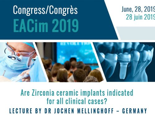 Are Zirconia ceramic implants indicated for all clinical cases? – 2019 EACim congress lecture