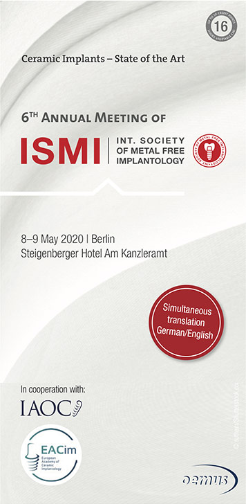: ISMI – International Society of Metal Free Implantology